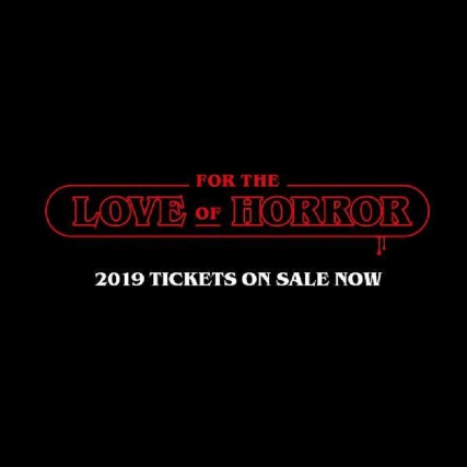 Ticket for For the Love of Horror - Weekend ticket