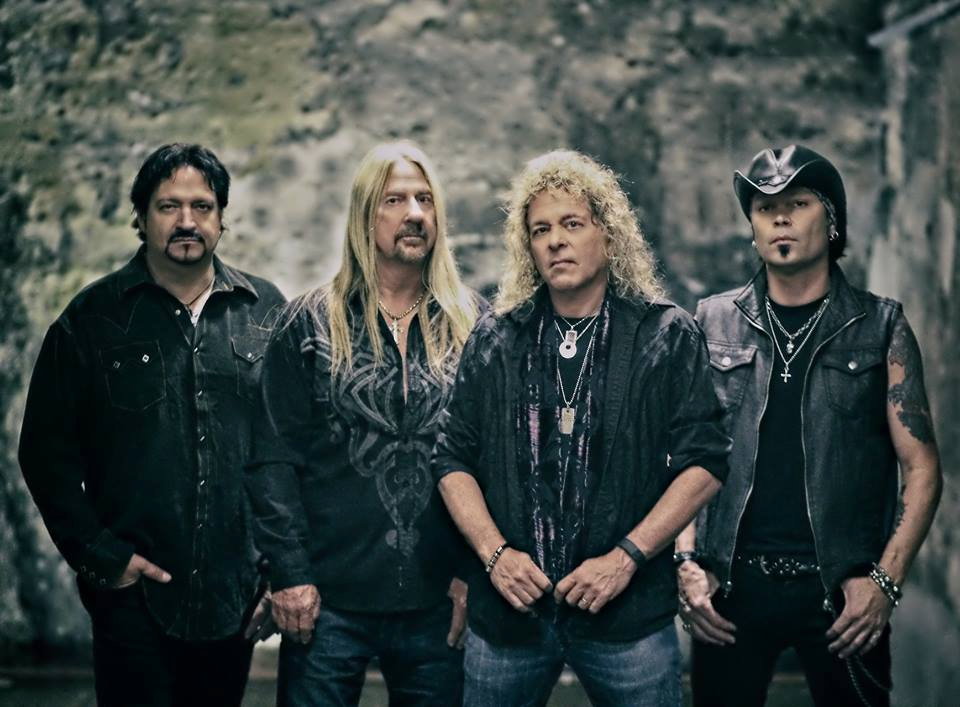 Y&T, The Hard Way, 3TB, As Is