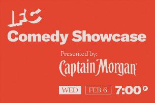 IFC Comedy Showcase Presented by Captain Morgan ft. Ian Bagg, Thomas Dale, Carmen Morales, Nicole Aimee Schreiber & Zoltan Kaszas