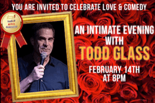 An Intimate Evening with Todd Glass
