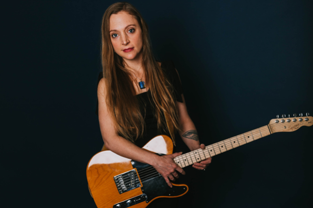 Eilen Jewell at Club Cafe
