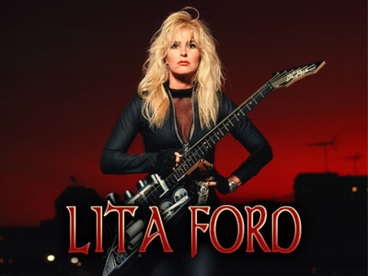 Lita Ford, The Hard Way, Madysin Hatter, icky baby, Blue Midnight, Jeff Carlson Band, Malou Toler