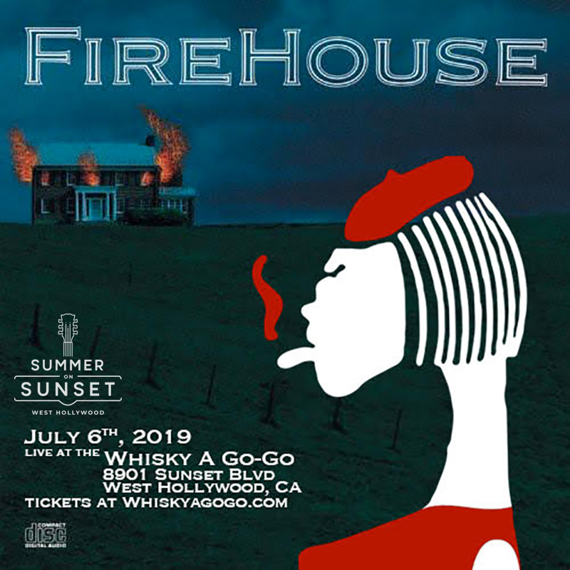 Firehouse, The Hard Way, SJ Sindicate, TangenT, Lioncourt, The Jeff Carlson Band