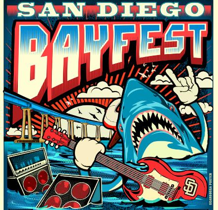 Bayfest 2019 at Embarcadero Marina Park North