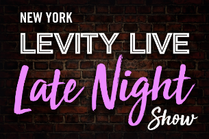 Levity Live Late Night , Brendan Sagalow , Von Decarlo , Pete Dominick, Lawrence DeLoach