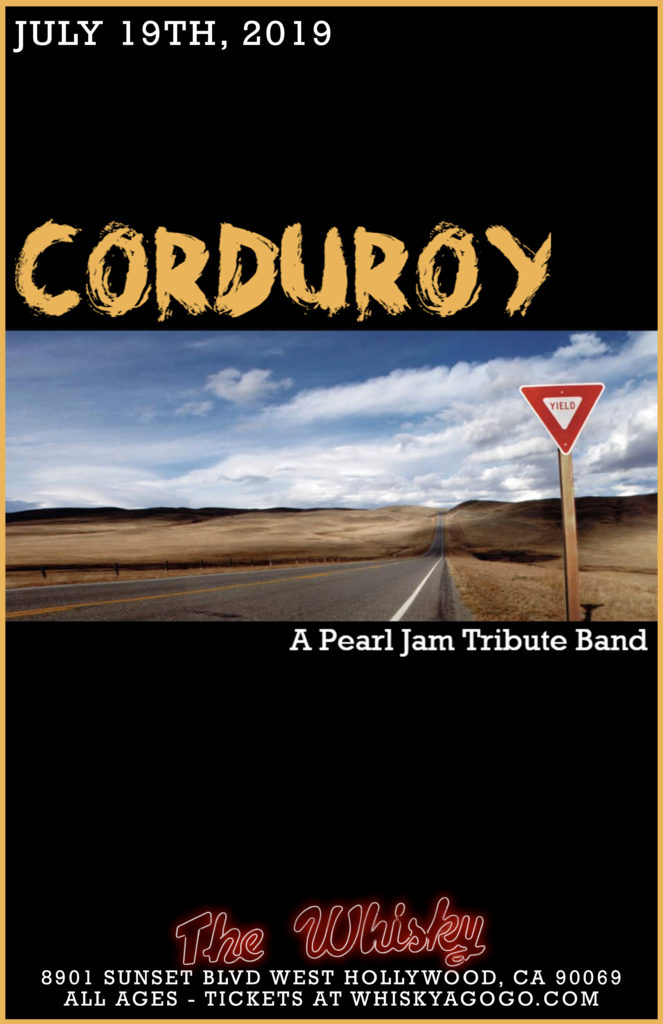 Corduroy (A Tribute to Pearl Jam), Luckyyou with Patricio Suárez Vértiz, Seventh Freedom, Silversel, The Lazy Stalkers, P3, The Ambarish Collective