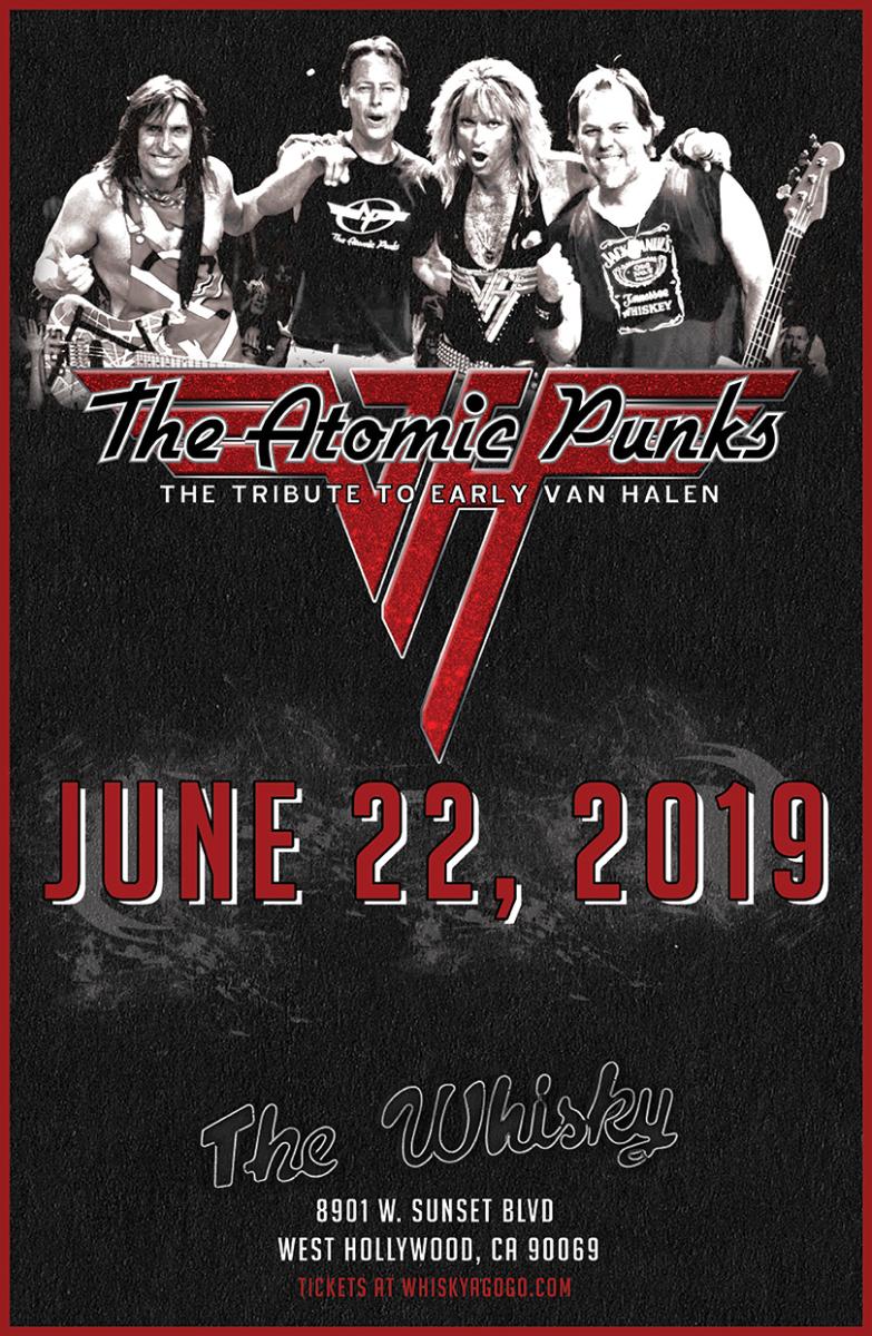 The  Atomic Punks - Van Halen Tribute, Undecided Youth, Mr. Kicks, Ozzmania (Tribute to Ozzy Osbourne), Pistol Beauty