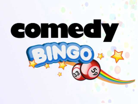 Comedy Bingo with Amir K, Craig Low, Candice Thompson, Monty Franklin, Alex Hooper, Shapel Lacey and more!