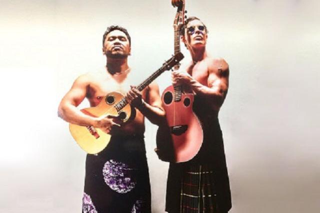 Hapa at Blue Note Hawaii