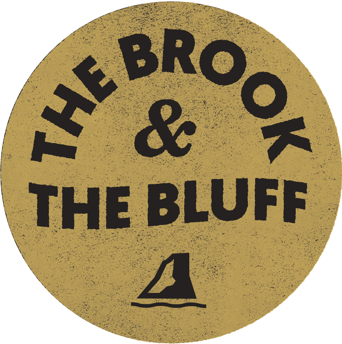 the brook and the bluff