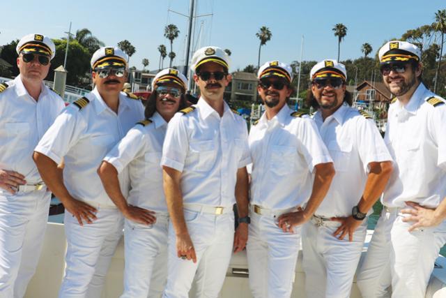 Yachtley Crew at Gaslamp Long Beach