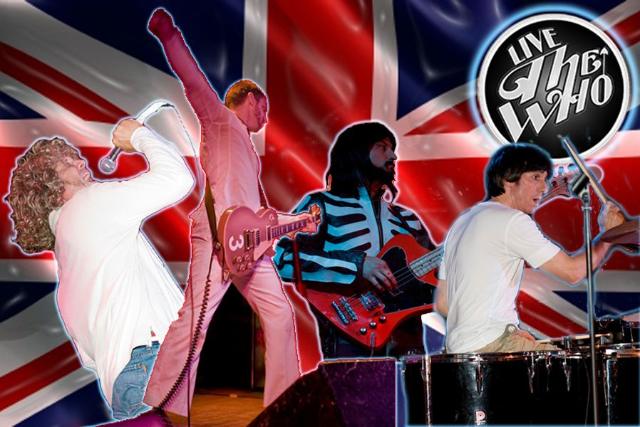 Live the Who