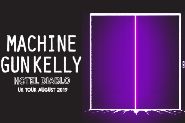Tickets For Machine Gun Kelly Ticketweb Galvanizers Swg3 In