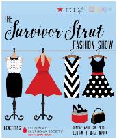 LLS The Survivor Strut Fashion Show