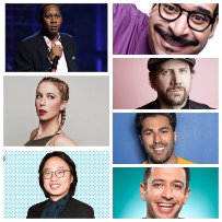 At the Improv: Iliza Shlesinger, Mark Curry, Jamie Kennedy, Erik Griffin, Jimmy O. Yang,  Adam Ray, Andy Kozel, Brian Moreno and more TBA!,