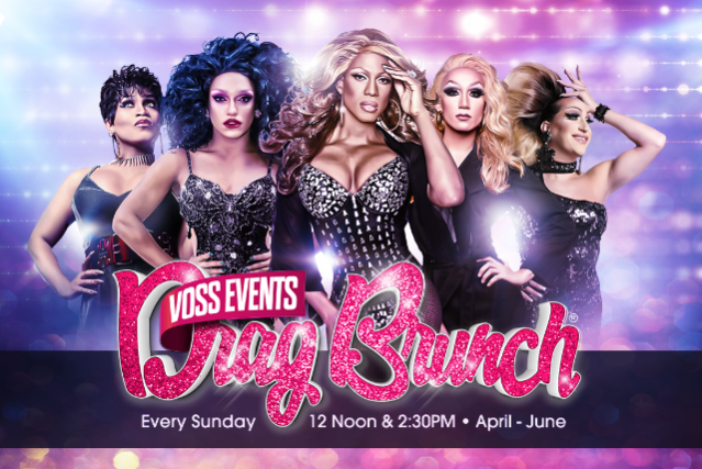 Voss Events Drag Brunch