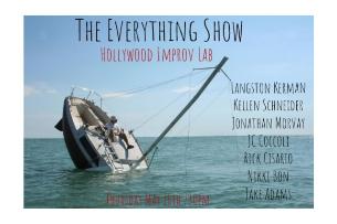 The Everything Show: Langston Kerman, Jonathan Morvay, Jake Adams, Kellen Schneider, JC Coccoli, Nikki Bon, Rick Cisario and more!