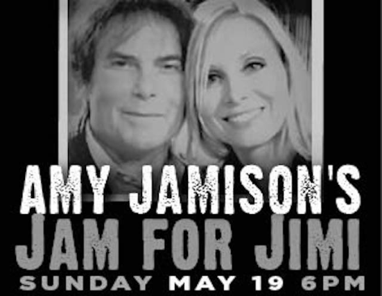 Amy Jamison's Jam for Jimi