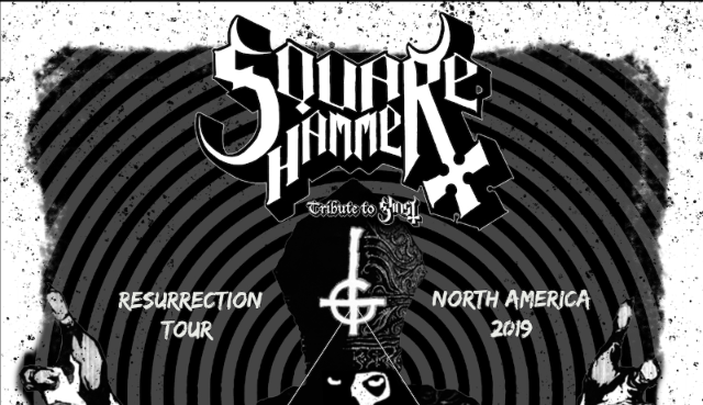 Square Hammer : Ghost Tribute / Maension / Nothing Wrong