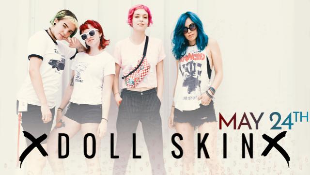Doll Skin, Arcade Radio