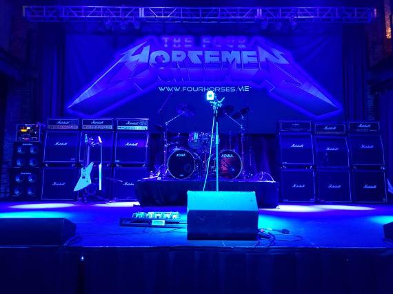 The Four Horseman - Metallica Tribute