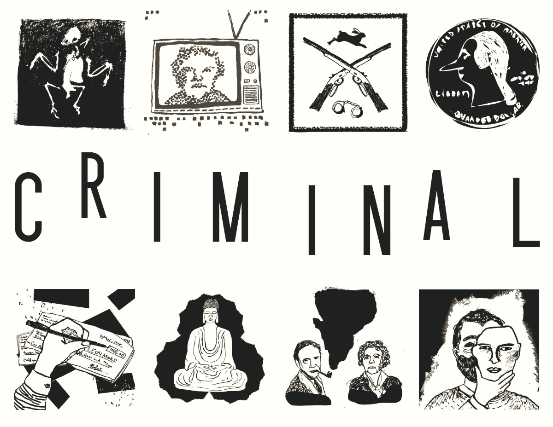 Criminal Podcast - LIVE SHOW