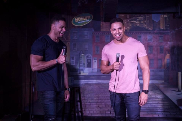 Photo of The Hodgetwins
