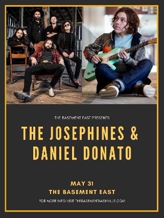 The Josephines & Daniel Donato