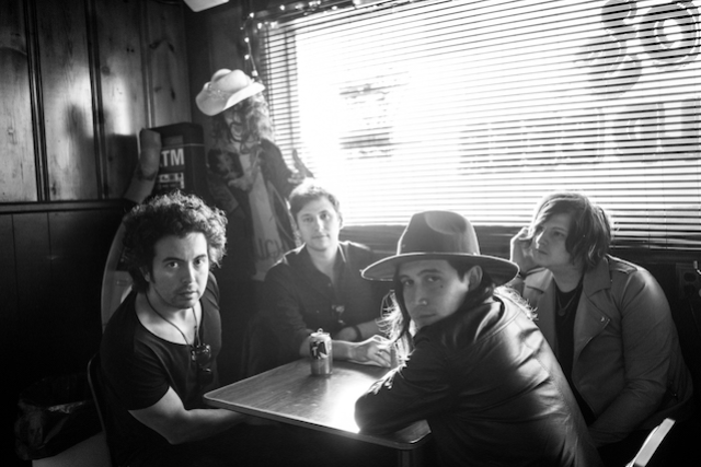 The Last Bandoleros with Sweet Lizzy Project