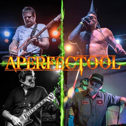 Aperfectool & Plush at BLK Live