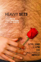 Heavvy Sets: Gavin Matts, Debra DiGiovanni, Nicole Aimee Schreiber, Alex Edelman, Drennon Davis, and more!
