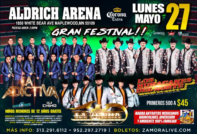 Gran Festival!!! at Aldrich Arena