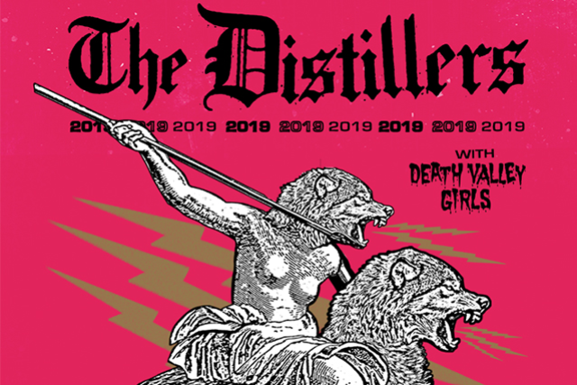 The Distillers with Special Guest Death Valley Girls
