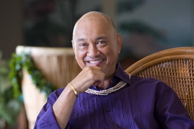 Robert Cazimero at Blue Note Hawaii