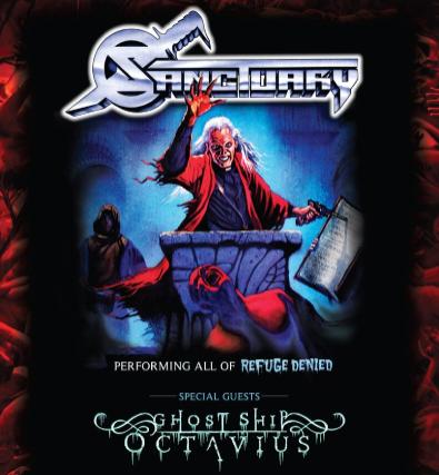 Sanctuary, Ghost Ship Octavius, Carnis Immortalis