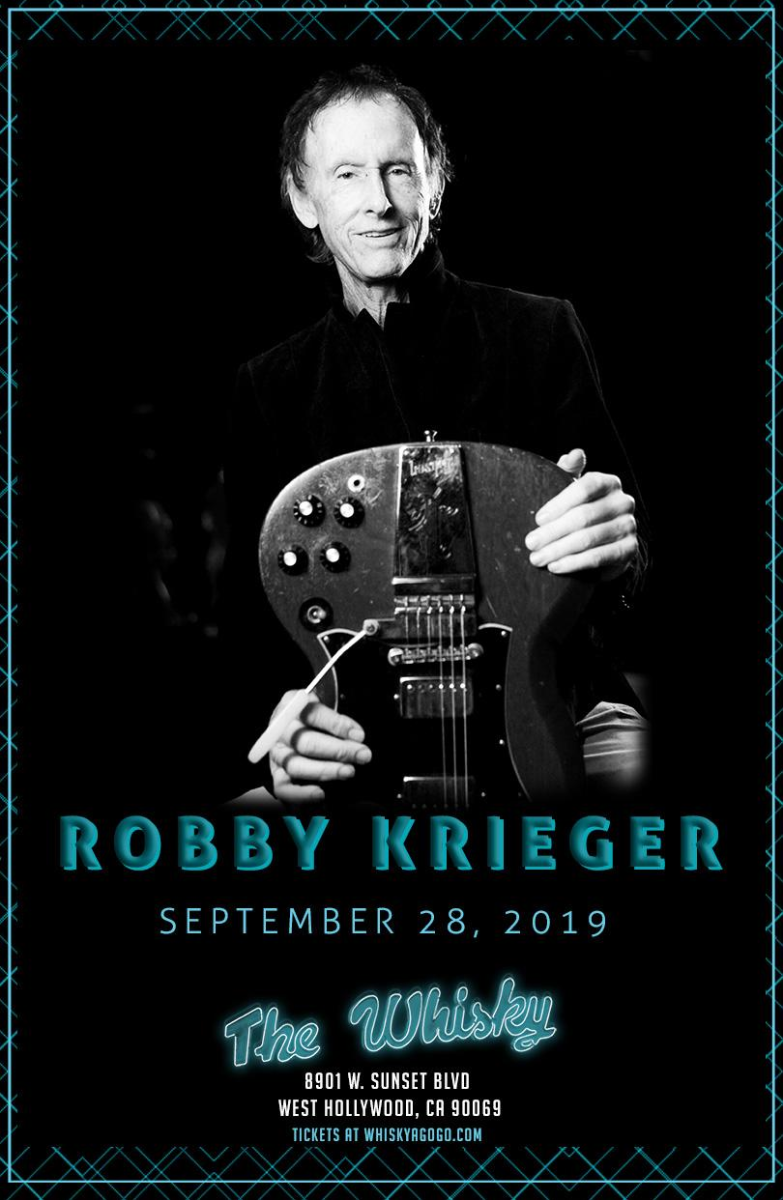 Robby Krieger, Ryan Hahn and the Believers, Zakk DeBono and the Broken Circle