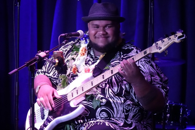 Josh Tatofi at Blue Note Hawaii