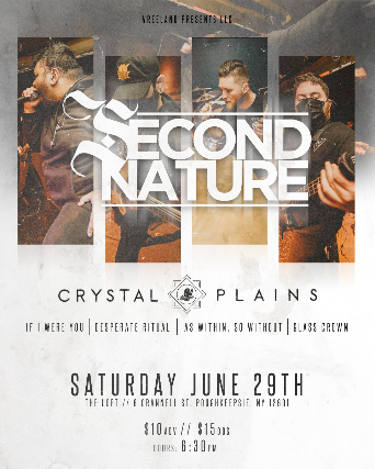 Second Nature, Crystal Plains, If I Were You, Desperate Ritual, As Wit