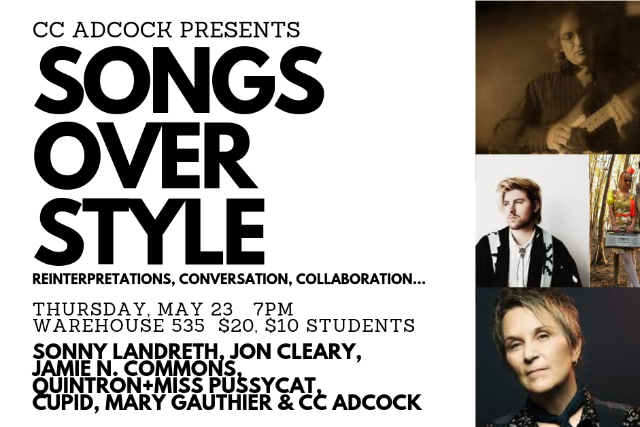 Songs Over Style