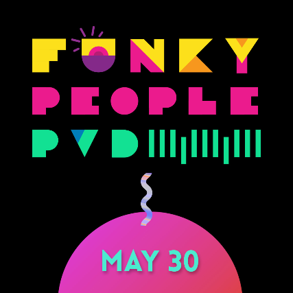 Funky People PVD at FMH at Fete Music Hall
