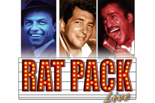 The Ultimate Rat Pack Tribute at The Coach House