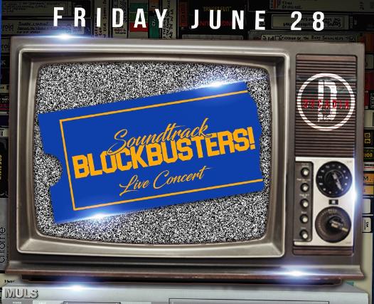 Decadia: Soundtrack Blockbusters