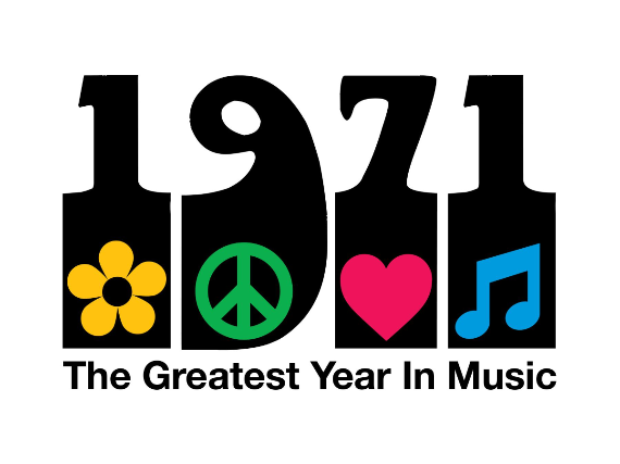 1971 - the Greatest Year In Music at 3rd & Lindsley
