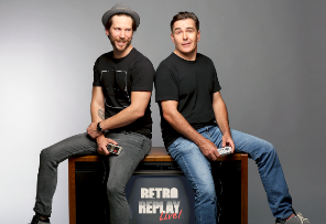 Retro Replay Live with Nolan North & Troy Baker