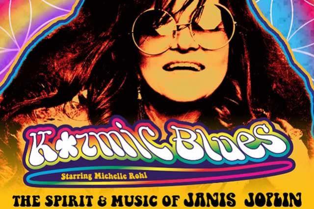 Kozmic Blues - Janis Joplin Tribute
