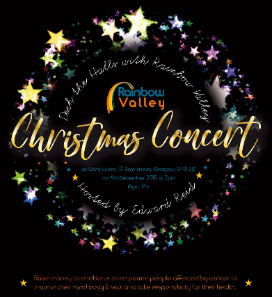 Christmas Concert.Tickets For Deck The Halls With Rainbow Valley Christmas Concert