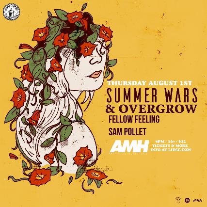 Summer Wars, Overgrow,   Fellow Feeling, Sam Pollet