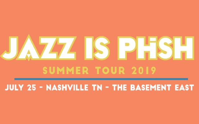 Jazz Is PHSH - An Allstar Instrumental Tribute to Phish