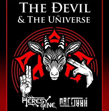 Ticket for The Devil & The Universe