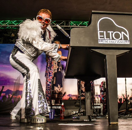 Elton – The Early Years, Starring Kenny Metcalf